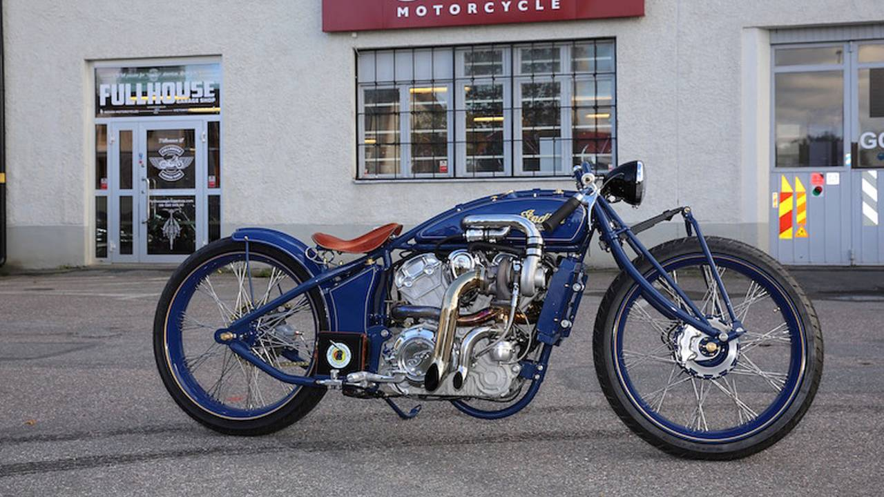 Swedish Shop Builds Blown Super Scout