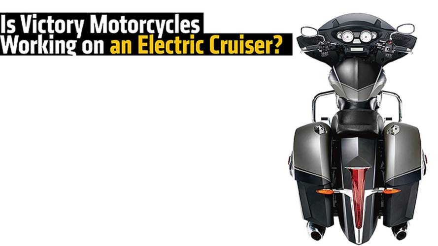 Is Victory Motorcycles Working on a Fully-Electric Cruiser?