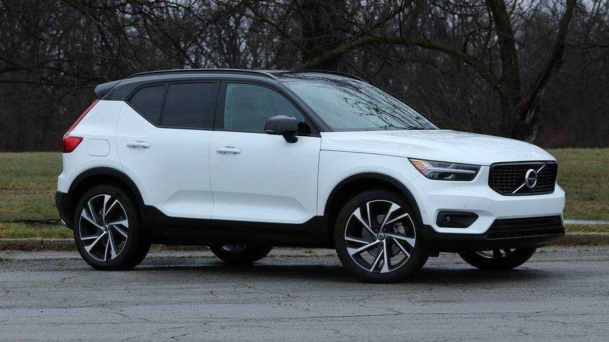 2019 Volvo XC40 Review: A Winning Formula