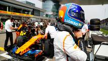 Fernando Alonso, McLaren MCL 33 Renault