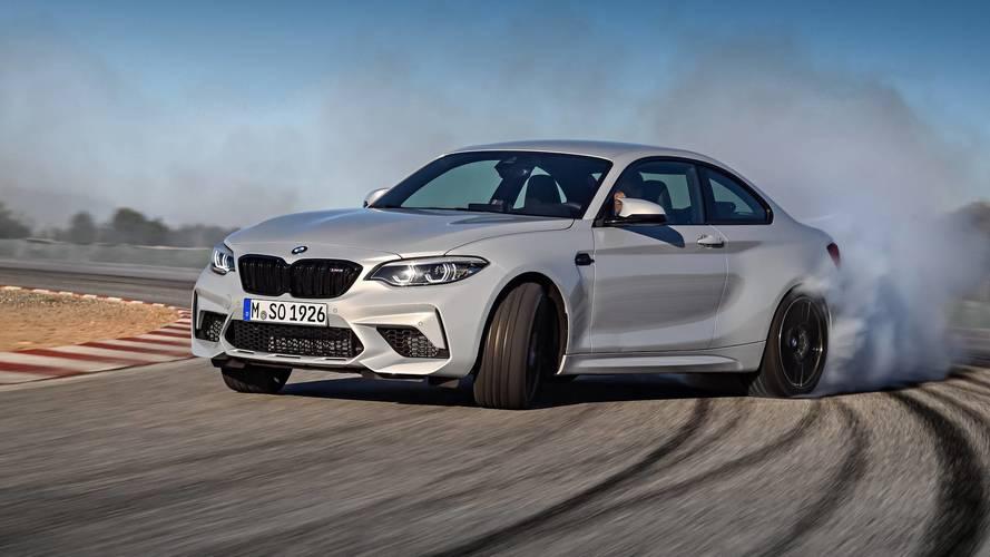VIDÉO - La BMW M2 Competition à Ascari et en 360°