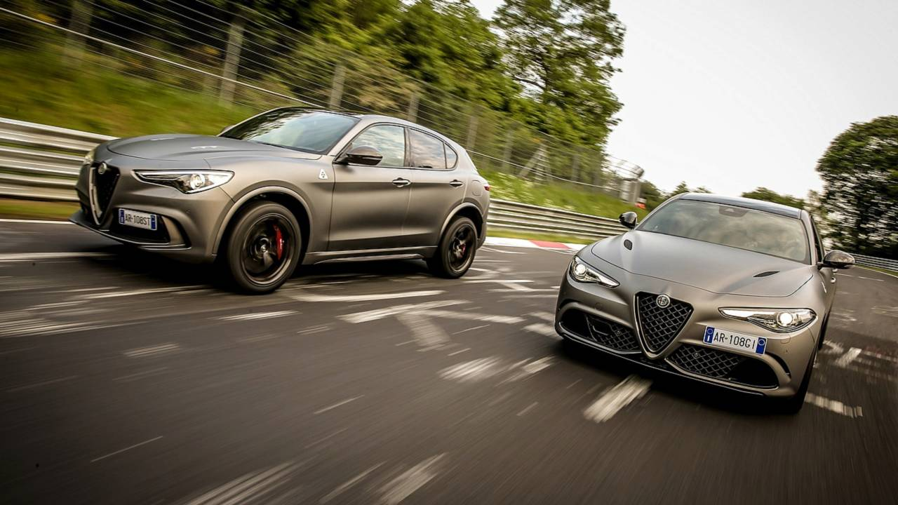The Resurrection Of Alfa Romeo