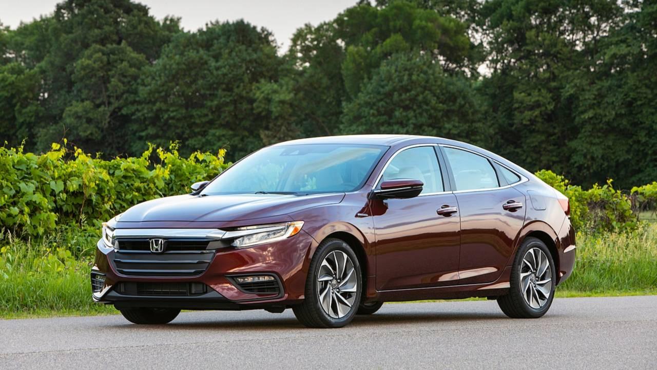 Hybrid: 2020 Honda Insight