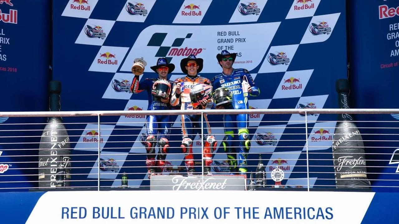 GP de las Américas de MotoGP 2018