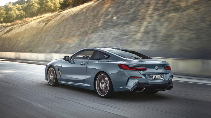 BMW - Bientôt un modèle au-dessus de la Série 8 ?