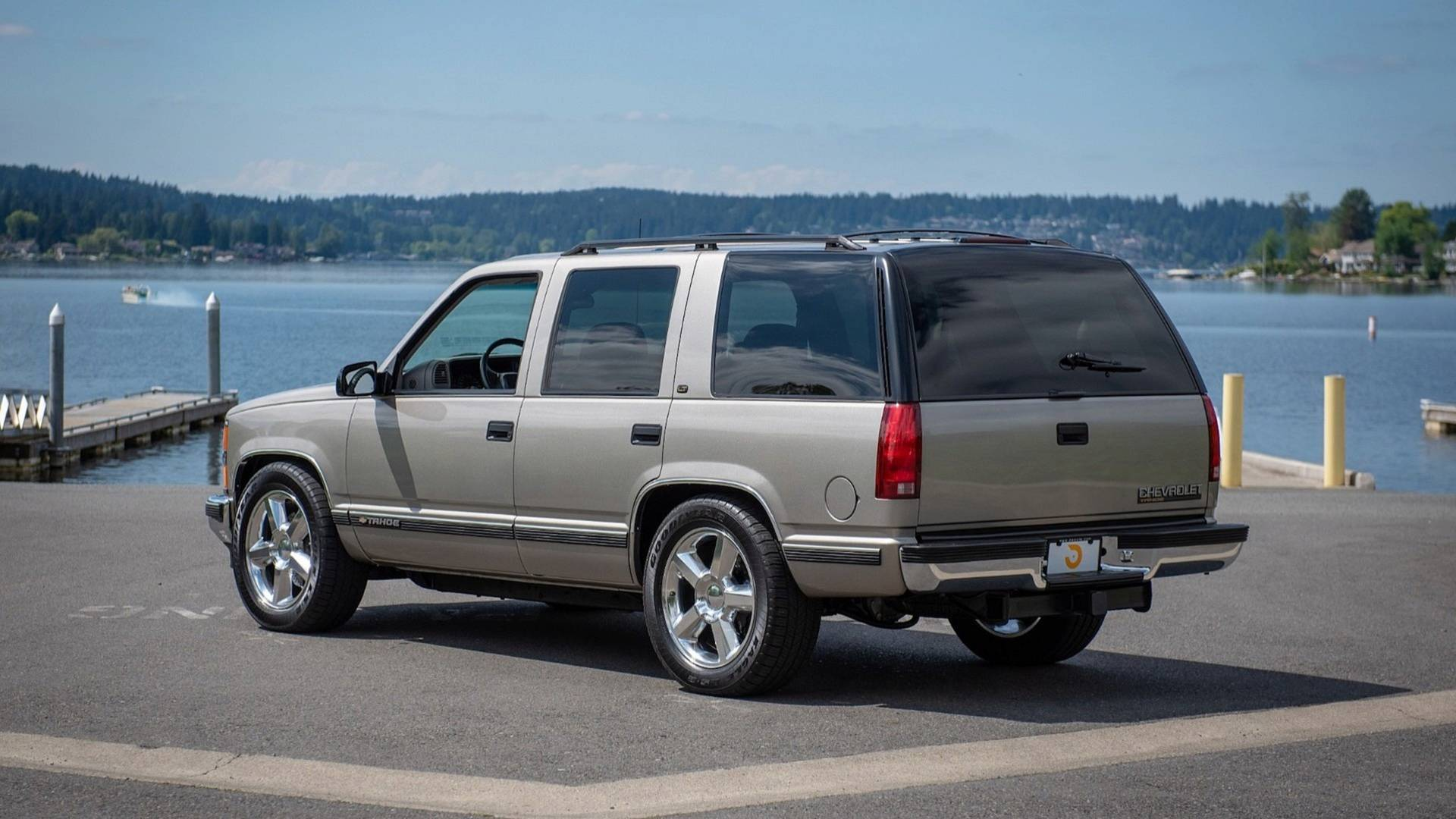 Ls9 Powered Chevy Tahoe Fails To Sell