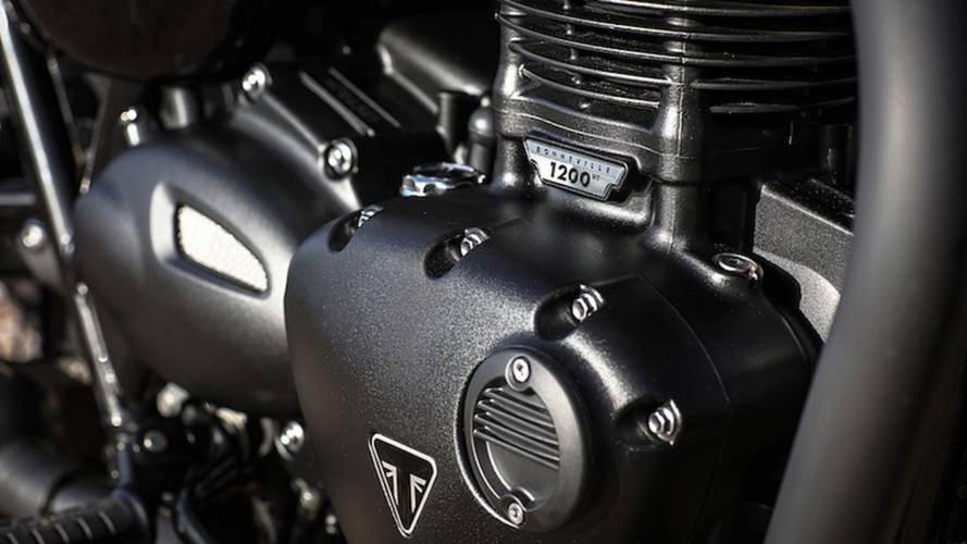 Triumph Bonneville Bobber Coming Soon?