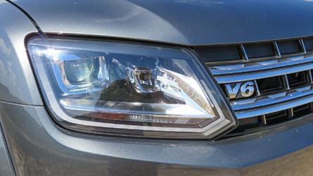 Volkswagen Amarok com motor V6 de 258 cv estreia no fim do ano
