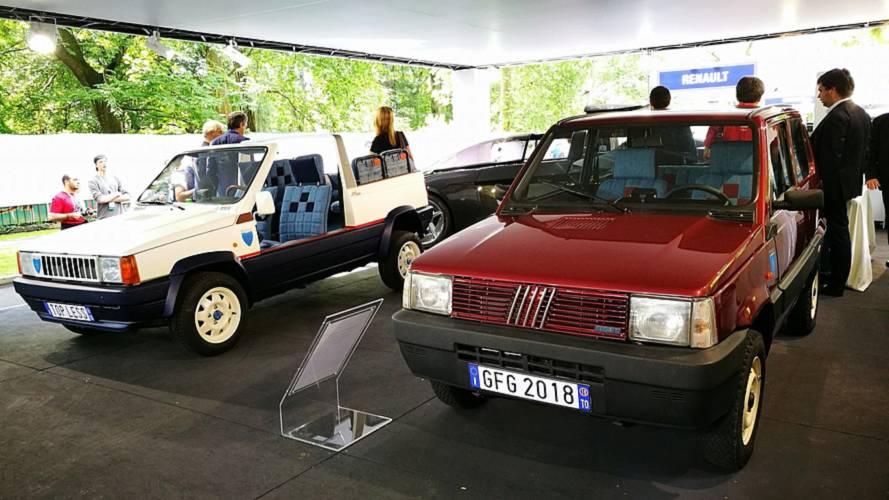 Fiat Panda électrique