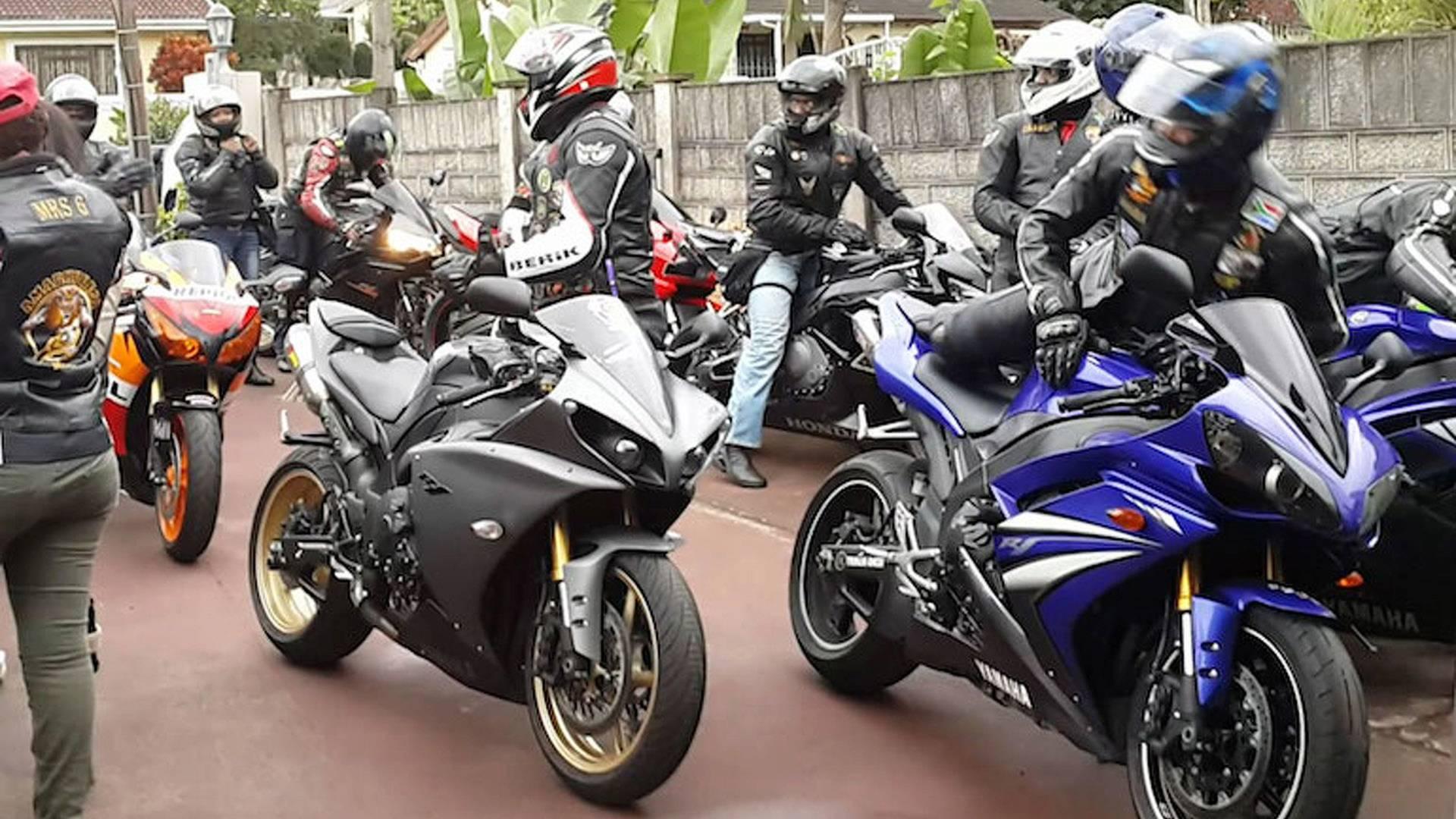 Motorcycle Sales Boom in Africa