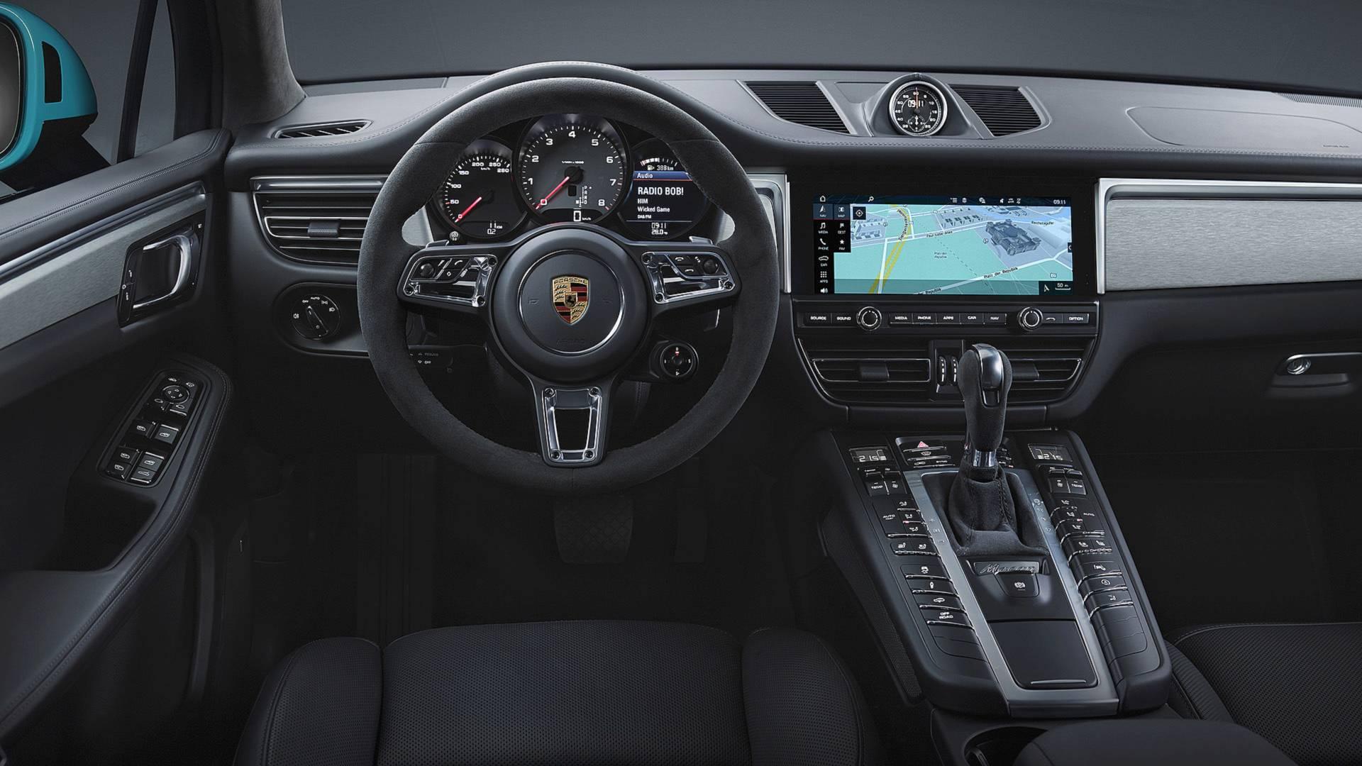Porsche Macan 2019 Traz Novo Design E Mais Equipamentos