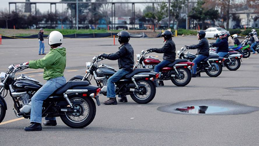 Millions of Licensed American Motorcyclists Don't Ride