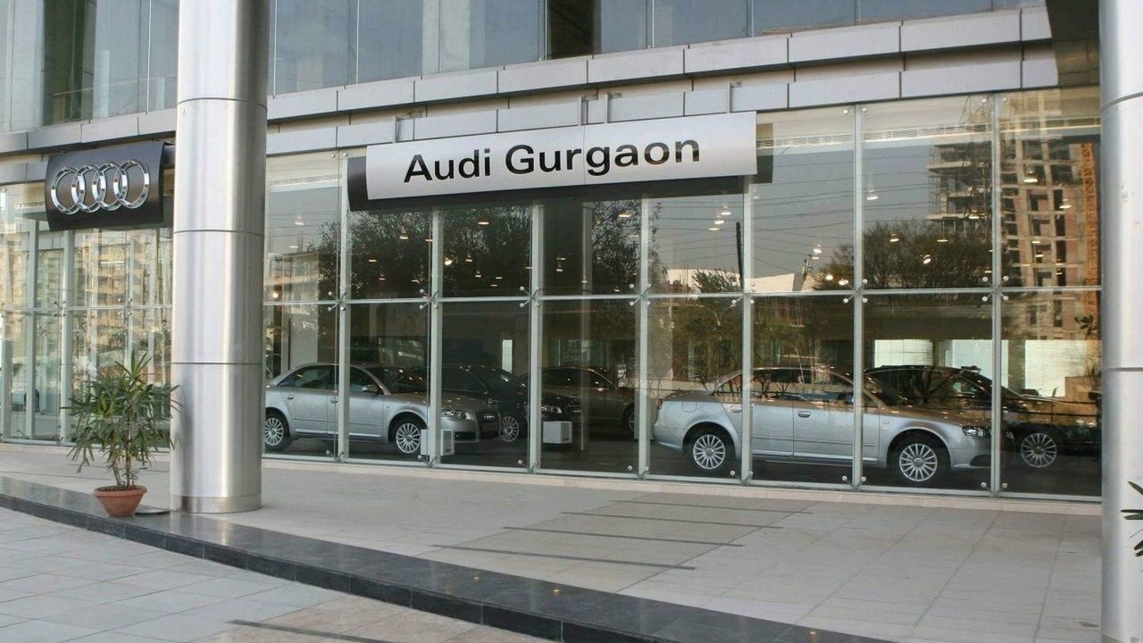 Audi Opens India S Largest Luxury Car Showroom