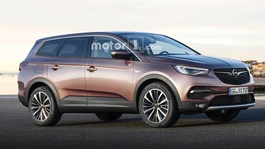 Yeni Opel Adam X, Mokka X ve Monza X böyle görünebilir