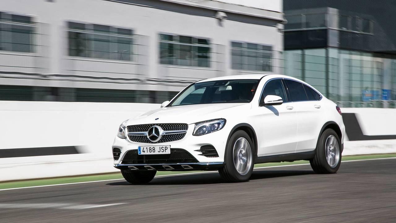 Mercedes-Benz GLC Coupé 250 D 4MATIC 2018