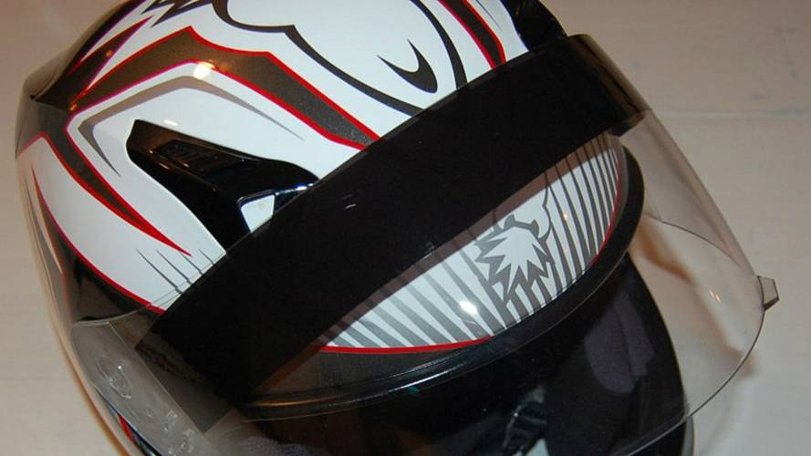 Tech Tip:  A Slick, Shady Helmet Sun Visor on the Cheap