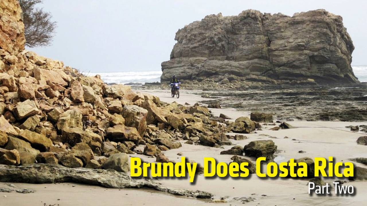 Brundy Does Costa Rica - Part Two