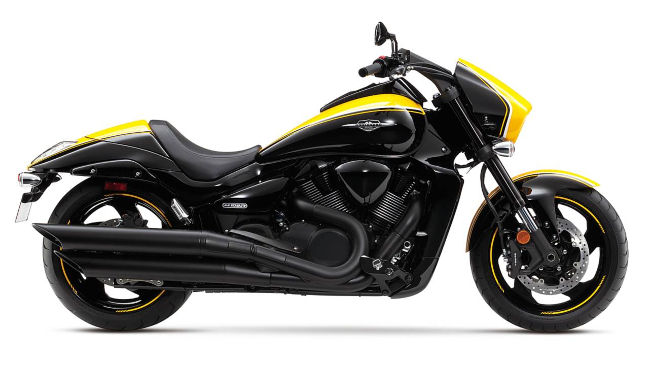 Black To The Future For Suzuki