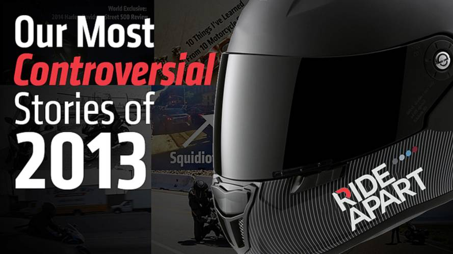 Our Most Controversial Stories of 2013
