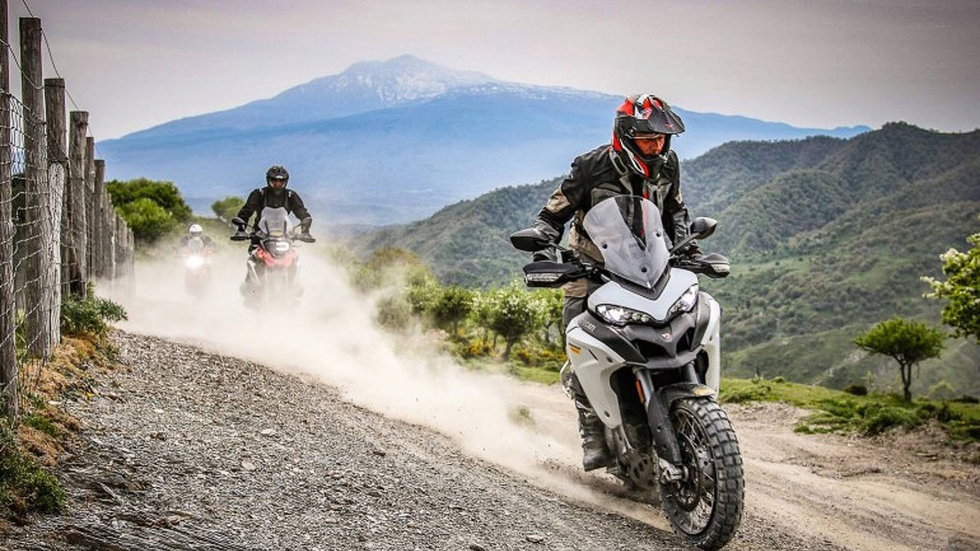 ADV and MX Bikes at Forefront of Future Moto Market Growth