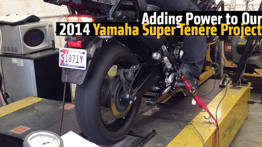 Adding Power to Our 2014 Yamaha Super Ténéré Project
