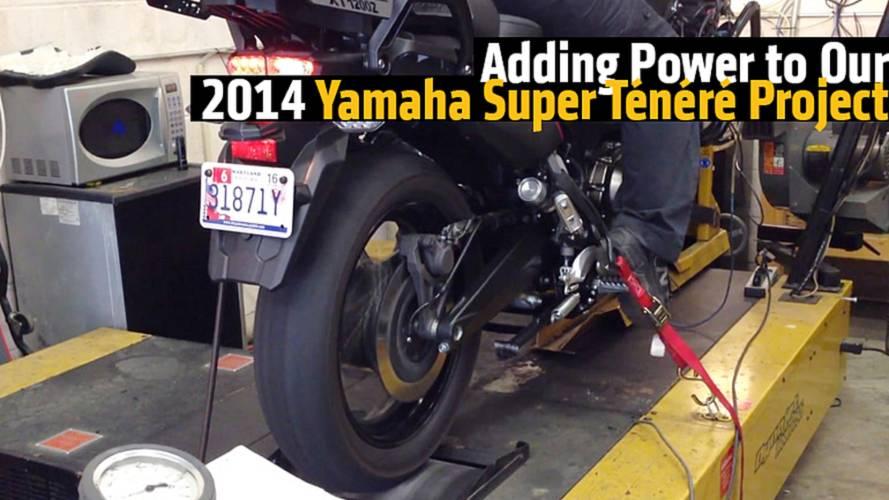 Adding Power to Our 2014 Yamaha Super Ténéré Project
