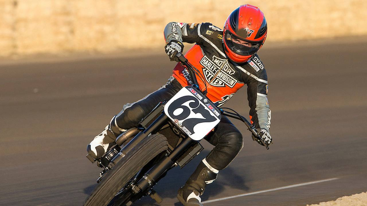 New Harley-Davidson XG750R Featured in X Games Tonight