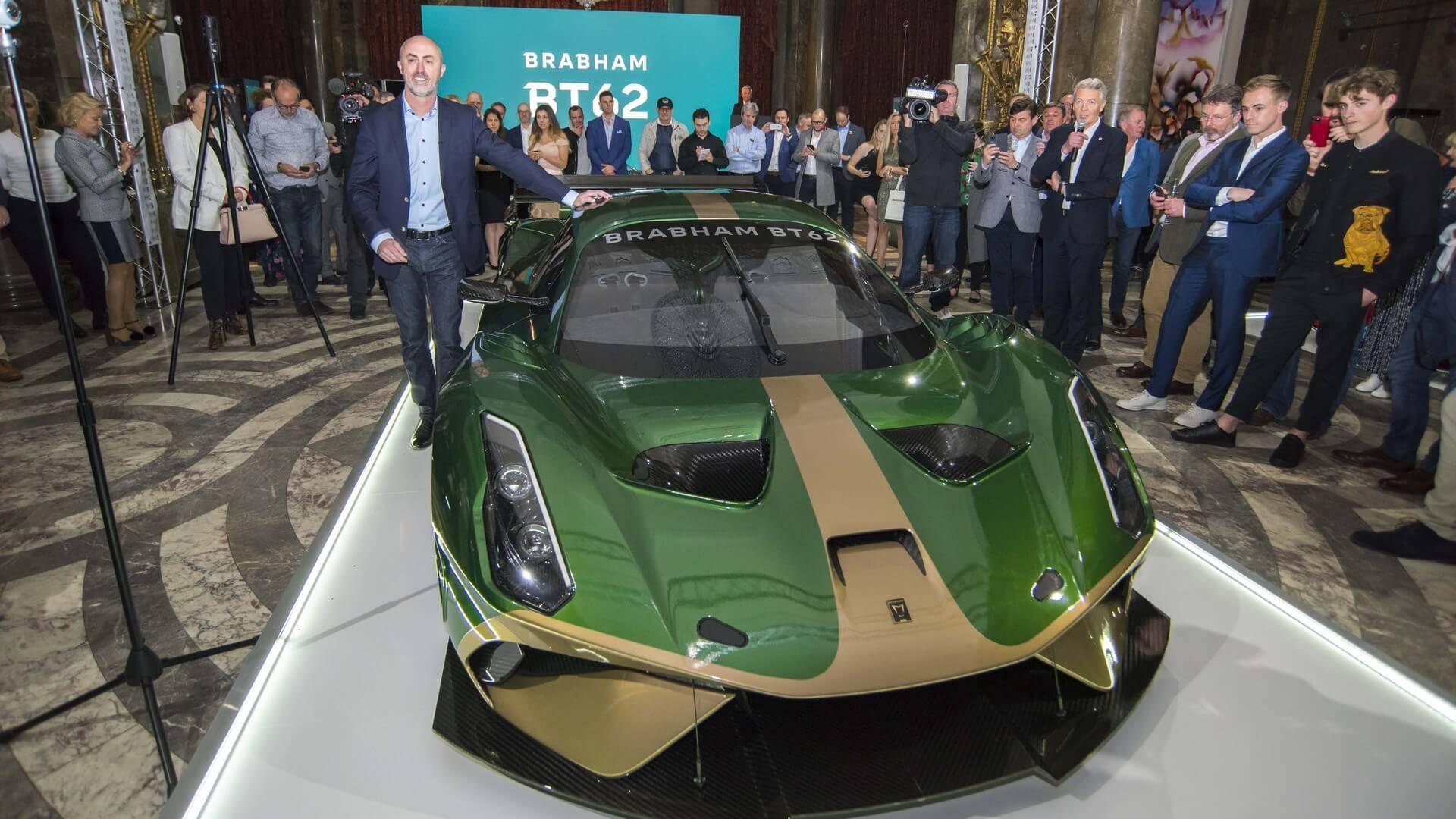 "[""Brabham BT62""]"