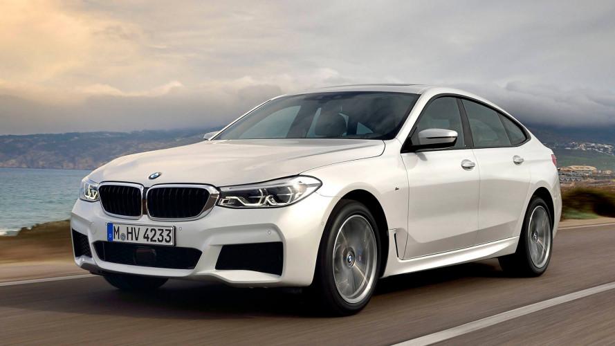 2021 BMW 6 Series Gran Turismo