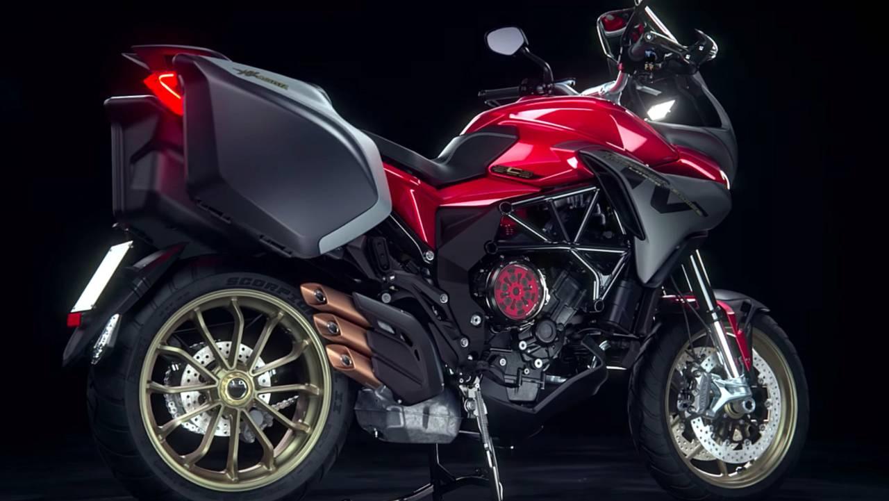 MV Agusta Tourer Now With Semi-Auto Clutch