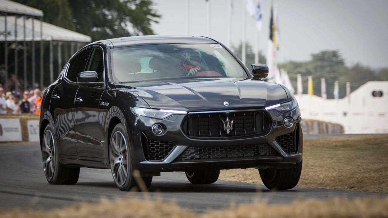 2019 Maserati Levante: Changes, GTS And Hybrid Versions >> Maserati Levante Gets New Entry Level V6
