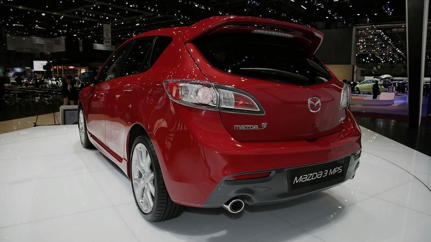 Mazda3 MPS at 2009 Geneva Motor Show