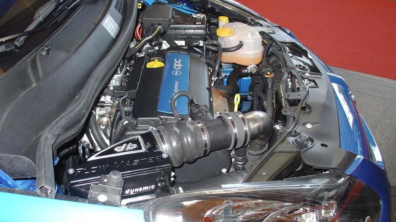 dbilas dynamic opel corsa opc 11.10.2010