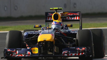 Mark Webber (AUS), Red Bull Racing - Formula 1 World Championship, Rd 17, Korean Grand Prix, 22.10.2010 Yeongam, Korea