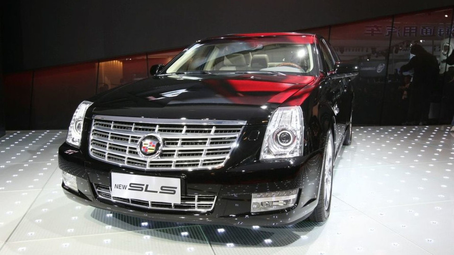 2011 Cadillac SLS Unveiled for Chinese Market