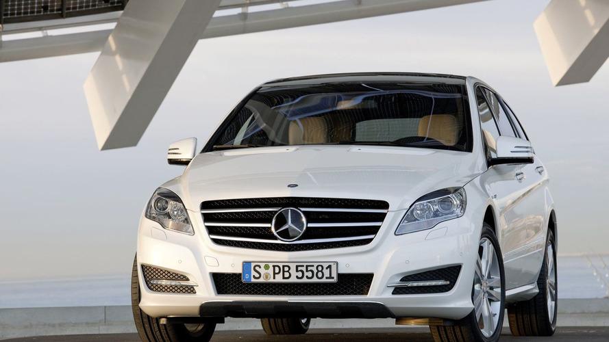 Mercedes-Benz R-Serisi, AMG GLR ismi ile geri dönüyor olabilir