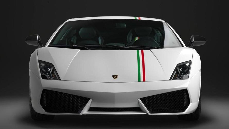 Lamborghini Gallardo Tricolore leaked