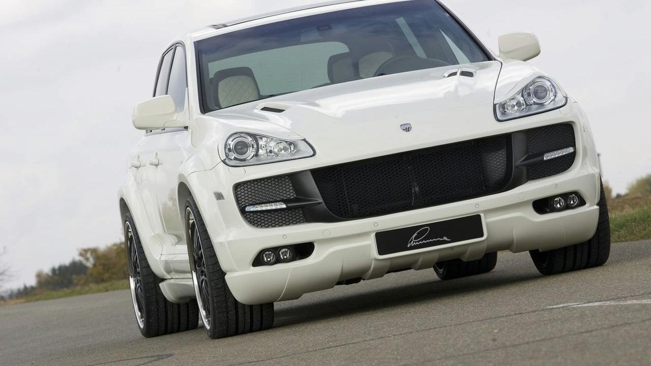 LUMMA Design CLR 550 R Porsche Cayenne facelift