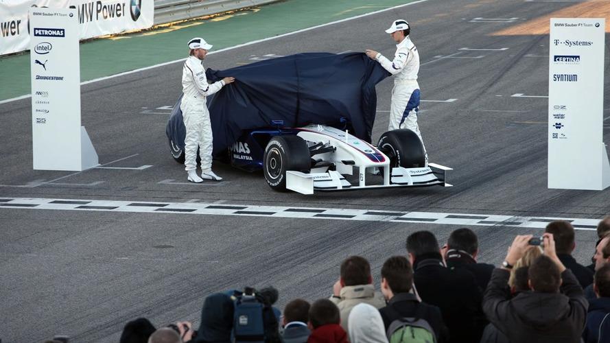 Sauber to launch new car in Valencia