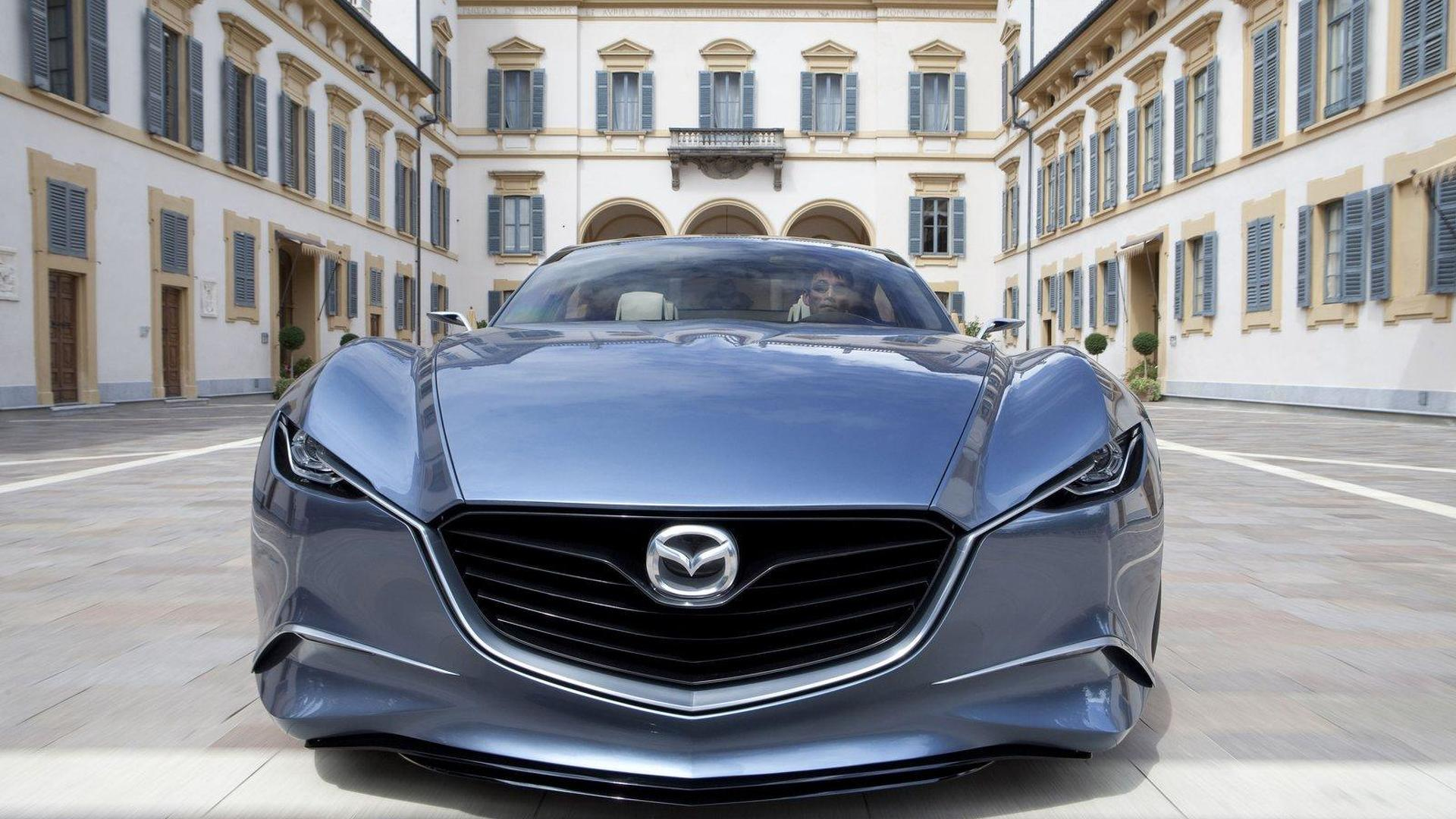 mazda says a new rotary engine is in the works Billet Rotary Engine