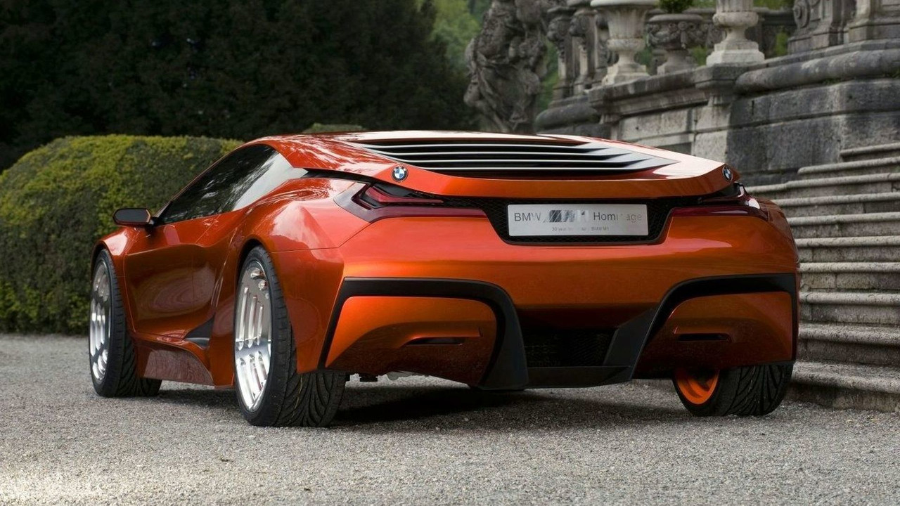 BMW M1 Concept 1 of 12 | Motor1 com Photos