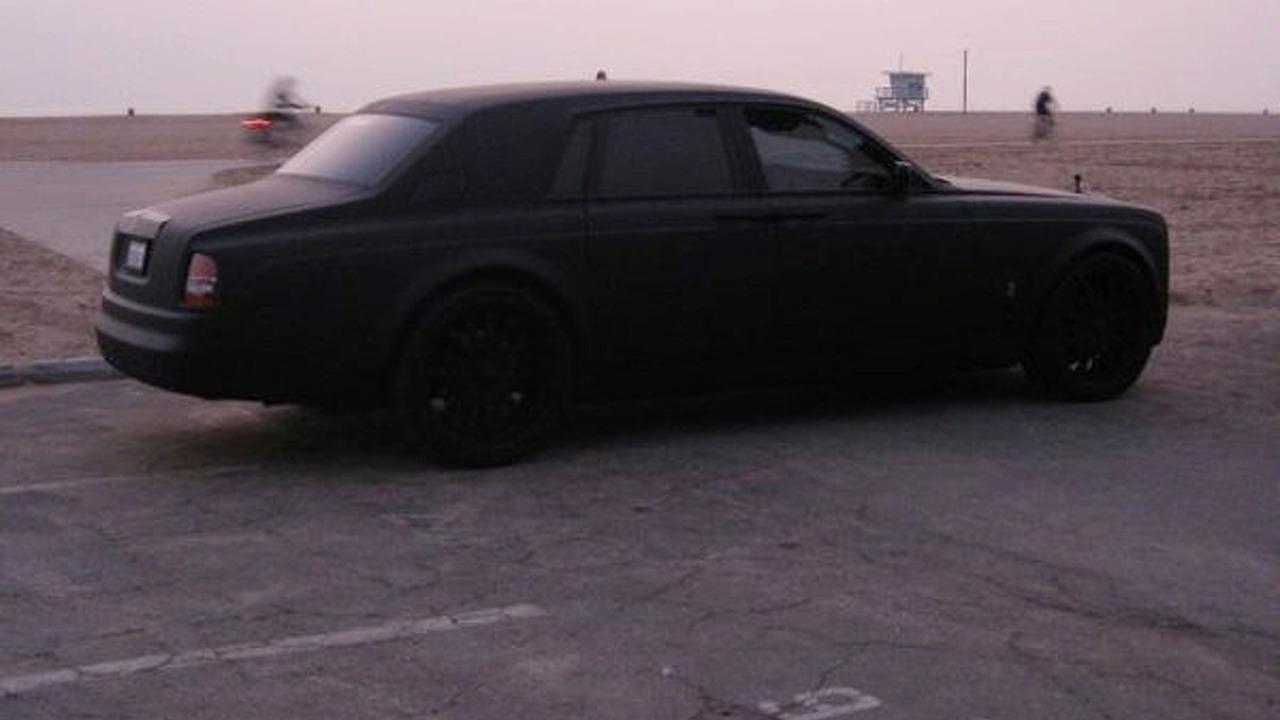 Rolls Royce Phantom Black Matte | Luxury cars rolls royce ... |Matte Black Rolls Royce Phantom 2014