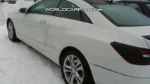 2010 Mercedes E-Class Coupe Spy Photo