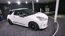 Citroen DS3 live in Frankfurt