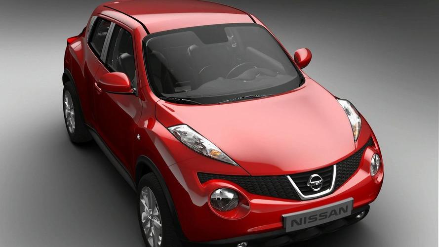 Nissan Juke Small Crossover SUV Revealed