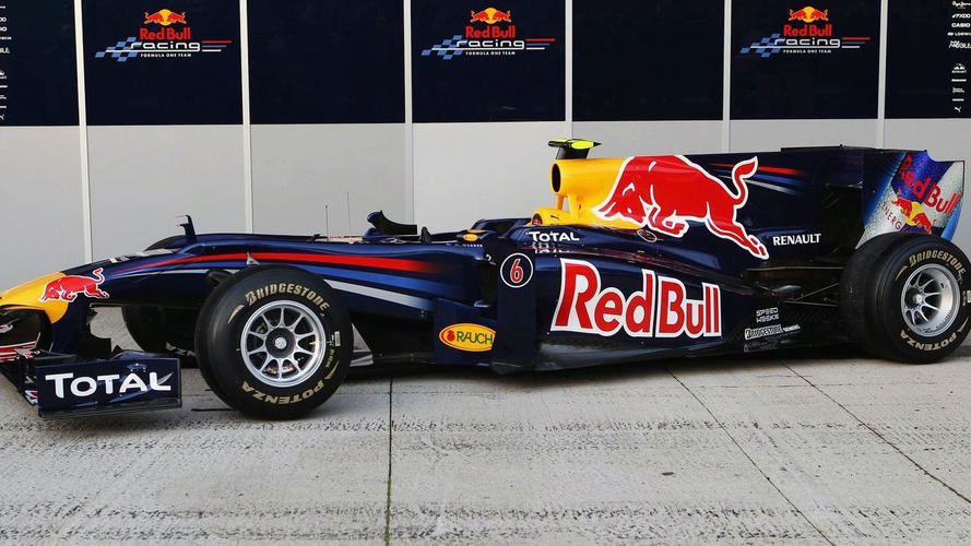New Red Bull RB6 'an evolution' - Vettel