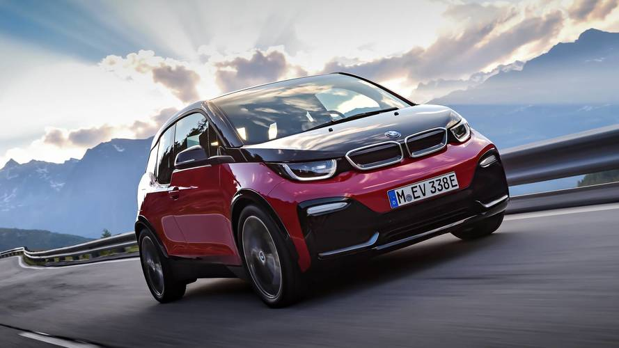 BMW Cancels Range-Extender Option For i3 In 2019