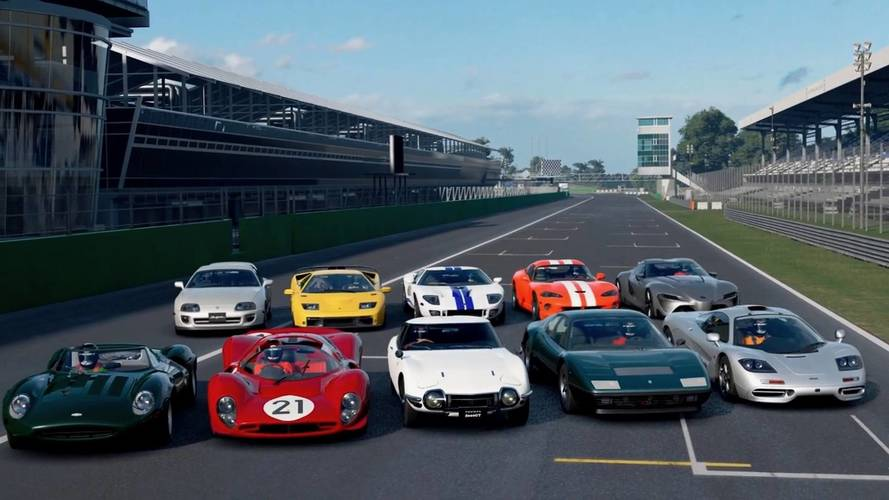 McLaren F1, Monza Free In Latest Gran Turismo Sport Update