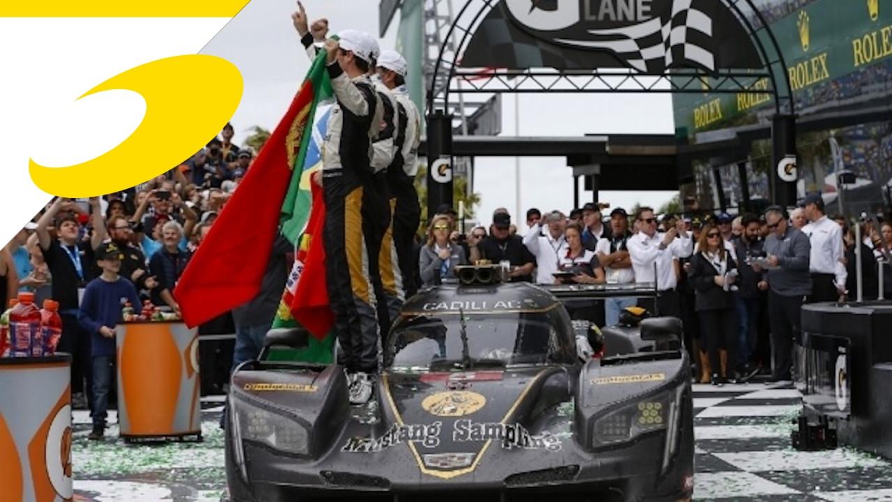 [Copertina] - 24 Ore di Daytona, vince la Cadillac, indietro Alonso
