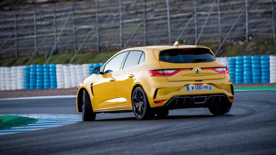 2018 Renault Megane RS: In pictures